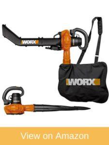 Worx WG508 Blower and Vacuum Mulcher