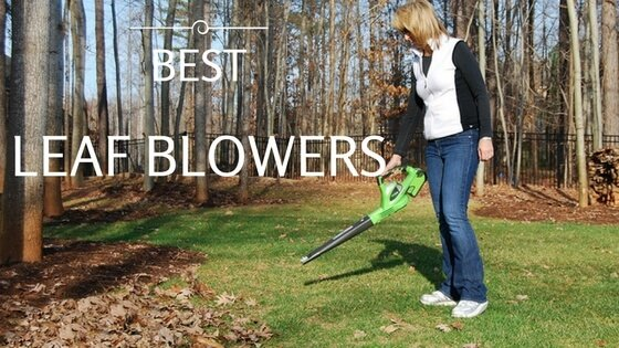 best leaf blowers 2018 reviews buyers guide