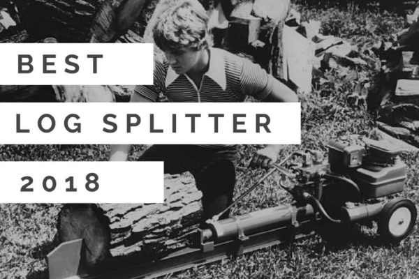 best log splitter 2018