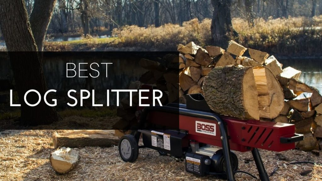 the best log splitter