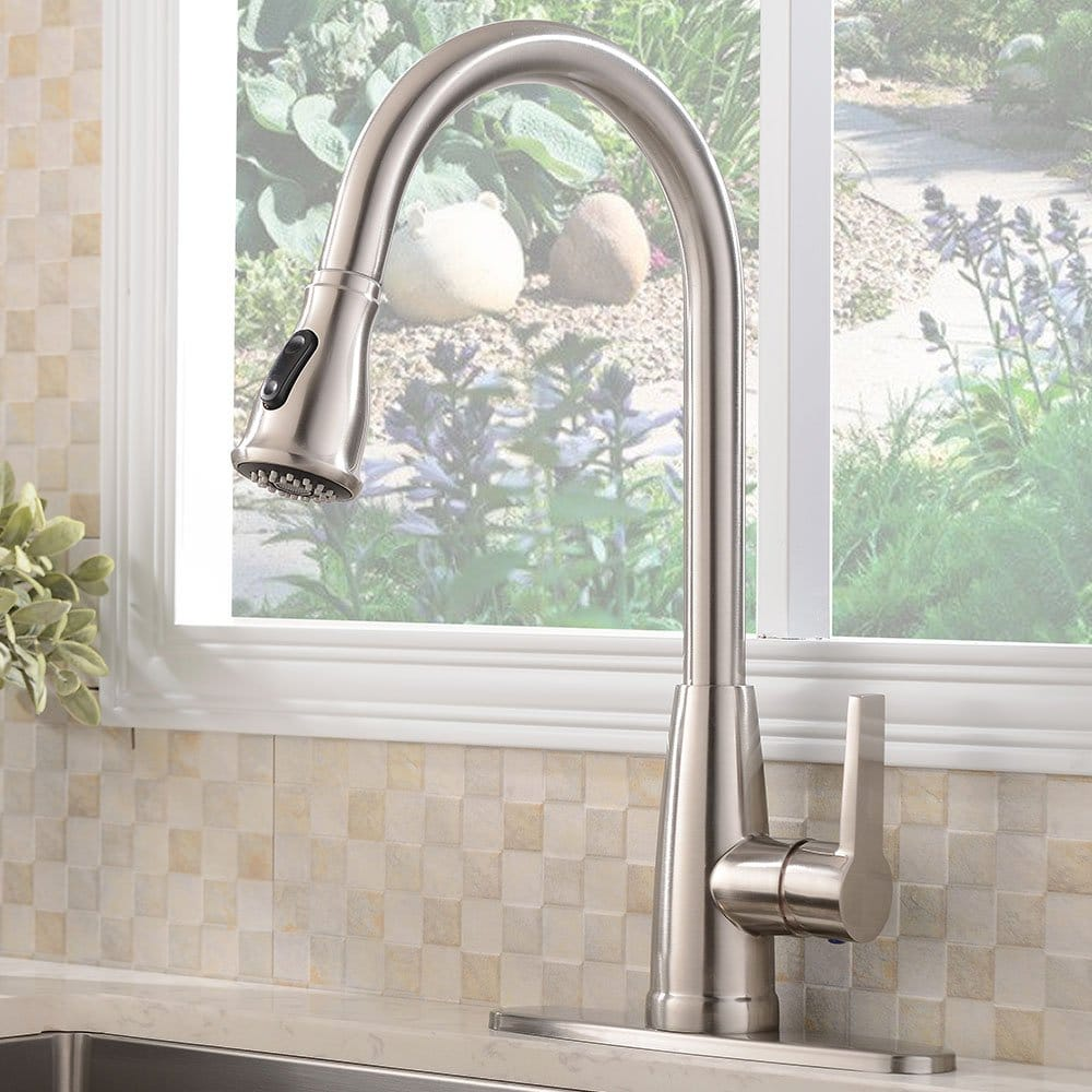 Comllen Best Commercial Stainless Steel Faucet - best budget faucet