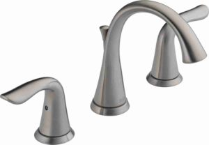 Delta Lahara Faucet with two handles