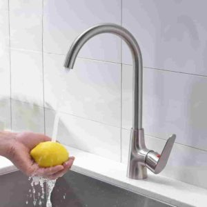 VAPSINT Three-Hole Faucet