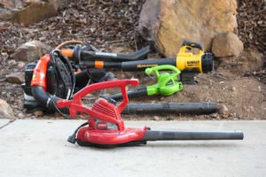 Types of the leaf blower