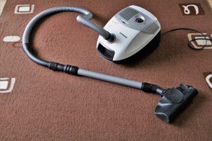Clean the carpet