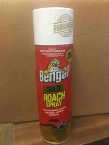 Bengal Gold Roach Spray - More Effective