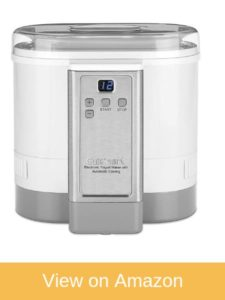 Cuisinart CYM-100 - Best rated yogurt maker