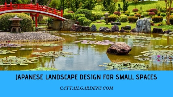japanese landscape design for small spaces