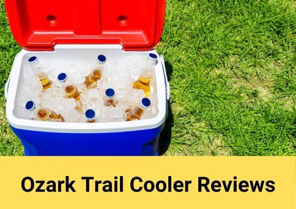 Ozark Trail Cooler Review