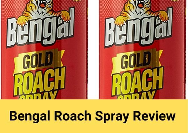 Bengal Roach Spray Review - Best Roach Killer