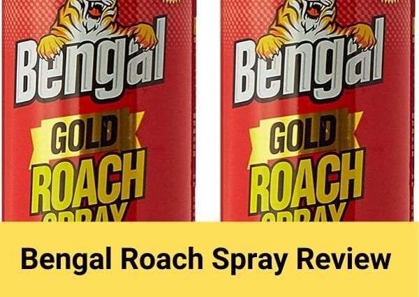Bengal Roach Spray Review - Best Roach Killer